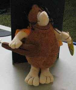 Hanna Barbera Licenced Captain Caveman 9 Plush New