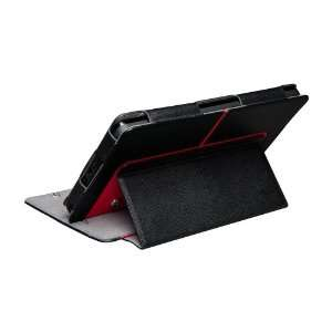 Kindle Fire Venture Case Black w/ Red Accents