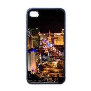 Las Vegas Strip Black Case for iphone 4