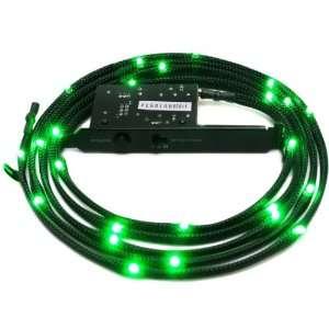 Sleeved LED Case Light Kit (Green) 2 Meter CB LED20 GR Electronics