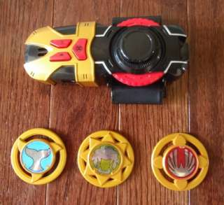 Power Rangers Ninja Storm Morphers Samurai Cyclone & Wind Morpher