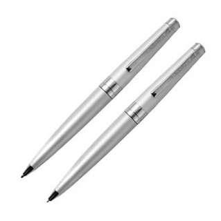 CROSS Ballpoint Pen & Pencil Set * PEARL WHITE * New