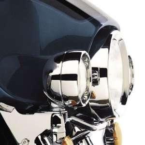 Harley Davidson Chrome Headlight Trim Ring 69627 99