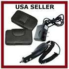 Car +Home Charger+Case for Boost Mobile Moto Stature i9