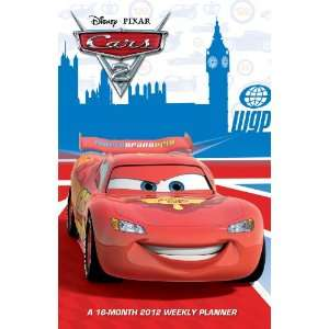 Disney Cars 2012 Weekly Planner (9781438812366) DateWorks