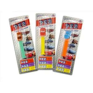 Pez Bliser Pack   Disney Cars   New Grocery & Gourme Food