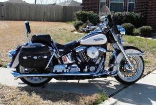 Detachable Harley Davidson Softail Sissy Bar/Backrest