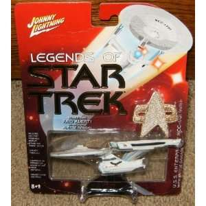 Legends of Star Trek USS Enterprise Refit with Battle