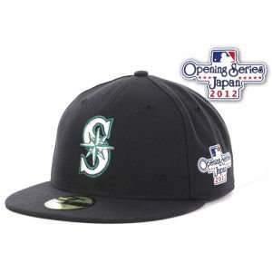 Seattle Mariners New Era 2012 MLB Opening Series Japan