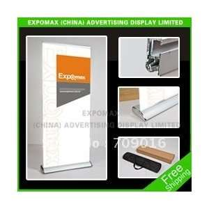 up banner stands/roll up stands/roll up display