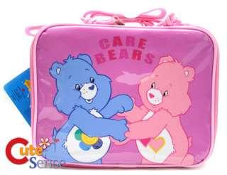Care Bare PinkGrumpy & Love Bear  Lunch Sanck Bag/Box
