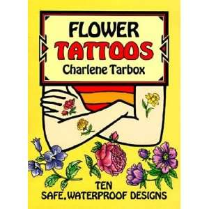 Flower Tattoos [TATTOO FLOWER]: Books