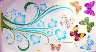 New Tree mural adhesive wallpaper diy sticker 33x60cm@
