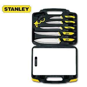 Stanley Traveling Camping Knife Set: Sports & Outdoors