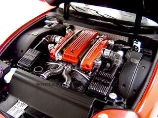 model of Ferrari Super America Super Elite die cast car by Hot Wheels