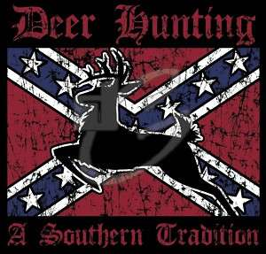 Dixie Rebel  DEER HUNTINGA SOUTHERN TRADITION