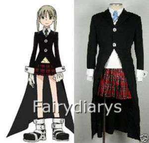 SOUL EATER Maka Cosplay Whole Set Cool Costume Any Size