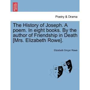 Death [Mrs. Elizabeth Rowe]. Elizabeth Singer Rowe 9781241097493