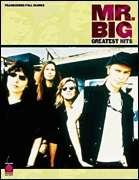 MR. BIG GREATEST HITS GUITAR TAB SHEET MUSIC SONG BOOK