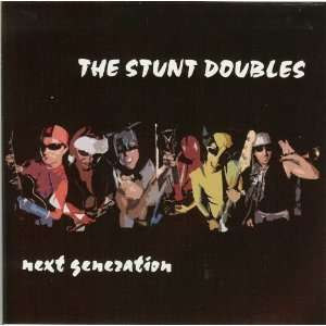 Next Generation: The Stunt Doubles: Music