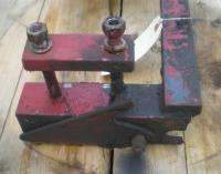 WHEEL HORSE TRACTOR REAR MOUNT SNOW PLOW HITCH
