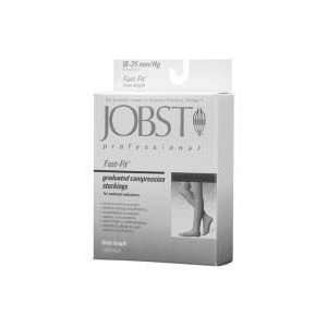 Jobst Relief 20 30 Thigh Closed Toe Beige Extra  Large