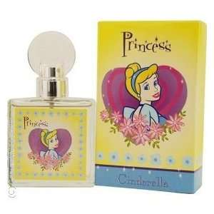 Princess Cinderella By Disney 2.5 Oz Edt Cologne New in