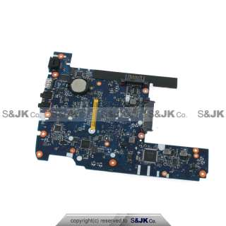 NEW Dell Inspiron Mini 1012 Intel Atom N450 1.66GHZ Motherboard H7HMG