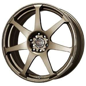 Drag DR 33 Bronze Wheel (18x7.5/5x100mm) Automotive