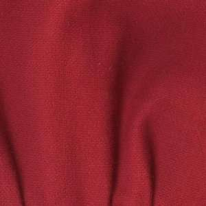 60 Wide Wool Flannel Fabric Red Berries By The Yard