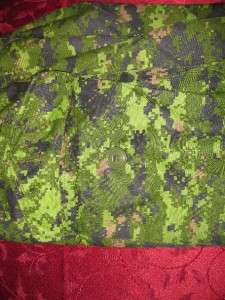 Goretex Combat ICE CADPAT Pants Trouser Canadian Army Digital