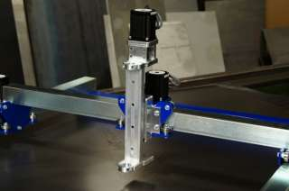 DIY CNC PLASMA / ROUTER CARRIAGE KIT NEMA 23 WITH BEARINGS AND