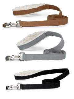 COZY SHERPA Collars, Leads & Harnesses for Dogs   SOFT