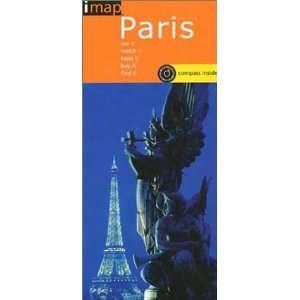 Imap Paris Wi Compass (9781841395265) Map Group Books
