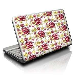 Yellow Plumeria Design Skin Decal Sticker for Universal Netbook