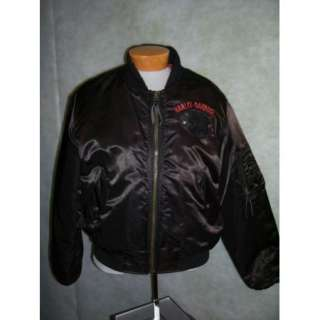 VTG Genuine Harley Davidson HOG Owners Group Motorcycle/Biker Bomber