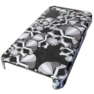 Apple iPhone 4S Back Case Cover Skin Protector Army Skull