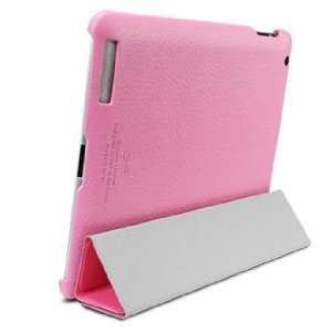 SGP iPad 2 Leather Case Griff Series [Sherbet Pink] Cell