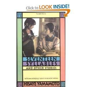 Seventeen Syllables (9780813526072) Hisaye Yamamoto