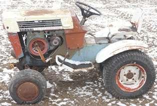 Suburban Hydro Trac 12 Tractor Starter/Generator