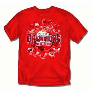 St. Louis Cardinals   2011 MLB World Series Champs