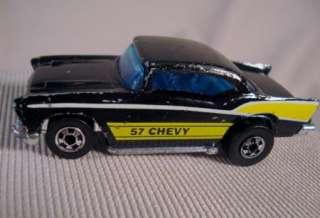 1976 57 Chevy Mattel Hot Wheels Hong Kong Nice & Clean