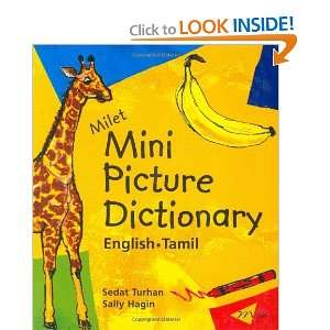 Picture Dictionary English Tamil [Board book] Sedat Turhan Books