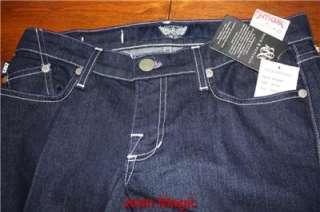 Rock & Republic Kasandra Flare Jeans (29) crave blue