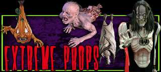 Extreme Halloween Props Foggers Animated Animatronics