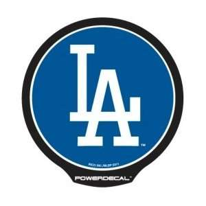 Los Angeles Dodgers Die Cut Decal Power Decal Sports