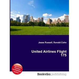 United Airlines Flight 175 Ronald Cohn Jesse Russell