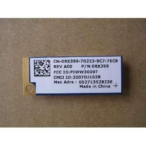 Truemobile 360 Bluetooth Wireless Mini Card 2.0 Module for Dell M6300
