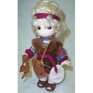 Precious Moments Doll David Children of the Bible #1568