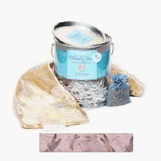 Body Wrap Hot & Cold Aromatherapy  Lilac Dragonfly Silk